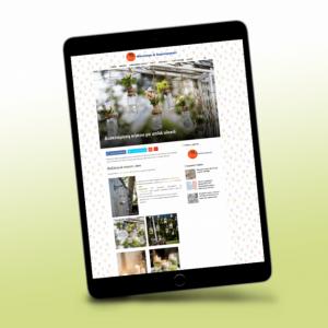 blog σε μικρές επιχειρήσεις